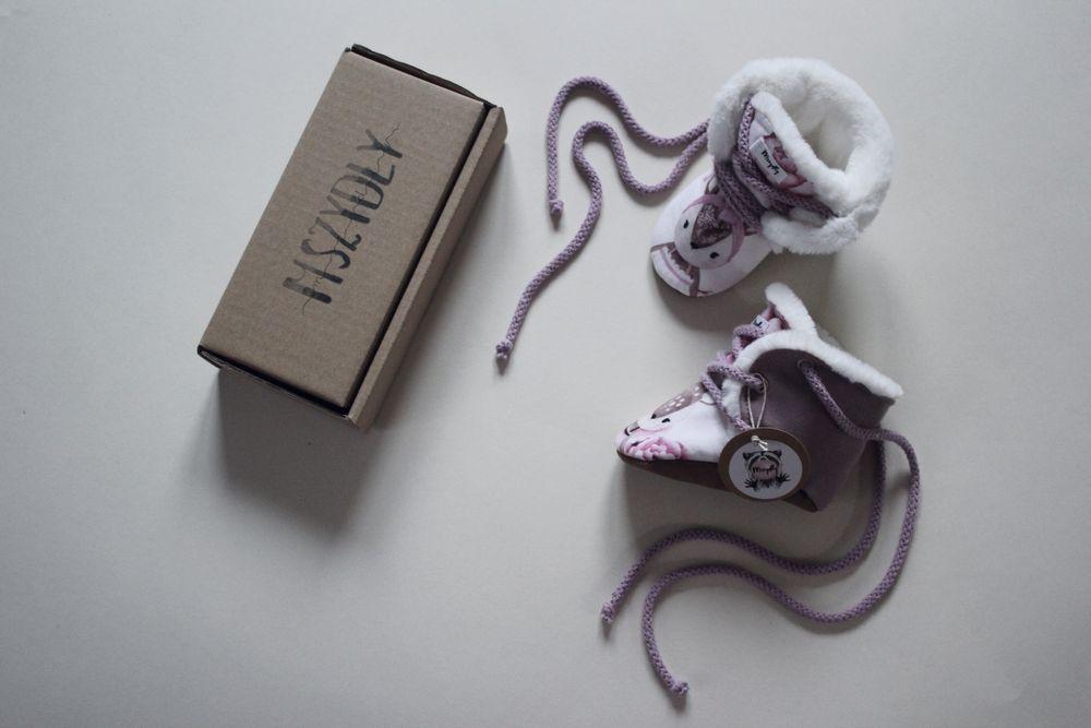 Niechodki zimowe futro sarenki jelonki peonie pierwsze buciki Gliwice - image 1