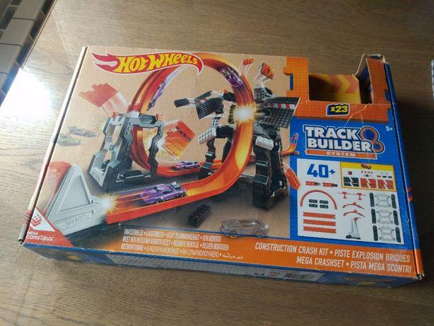 tor hot wheels track builder
