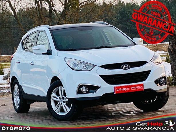 Hyundai ix35 1.7 Diesel 116KM 2011R 2WD Full Opcja Navi/Kamera/Panorama/Po Opłatach