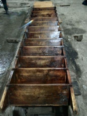 Продаю лестницу деревянную длина 3.50