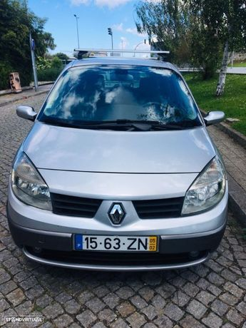 Renault Grand Scénic 1.5 dCi Confort