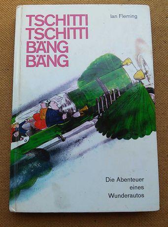 Книга Читти Читти Банг Банг.Ян Флеминг