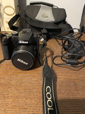 Aparat Fotograficzny Nikon Coolpix P500
