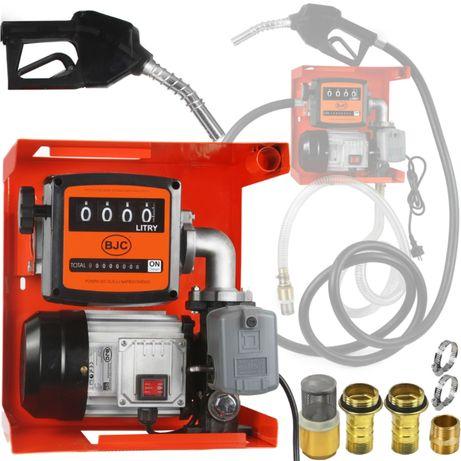 POMPA do oleju samozasysająca 230V BJC MARPOL /AUTO-STOP/