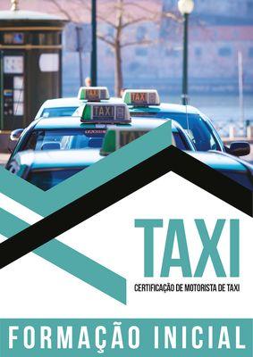 Motorista de Táxi - Formação