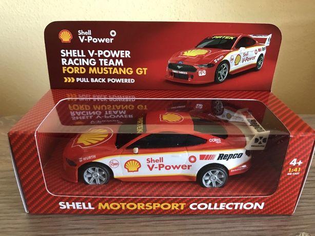 Shell Motorsport Ford Mustang GT Poznań