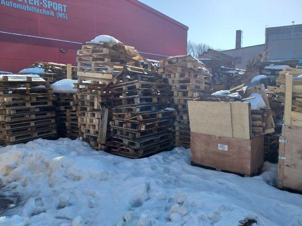 odpady drewniane, opał, drewno opałowe