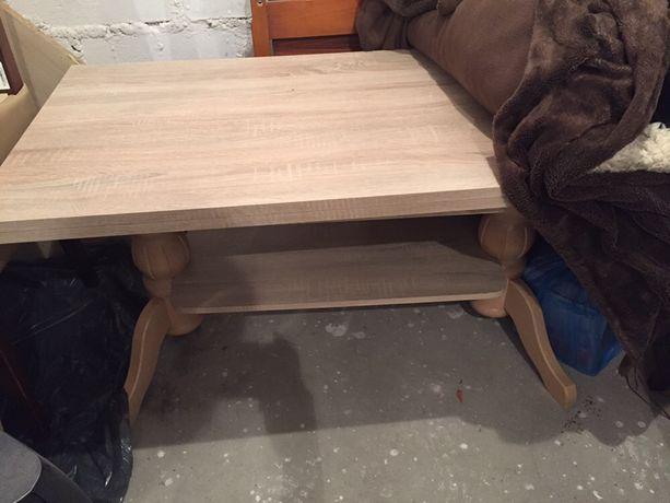 Duży stół lub ława