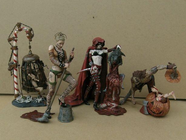 Фігурки McFarlane's Twisted Fairy Tales