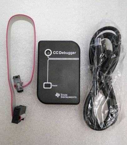 CC-DEBUGGER программатор,отладчик,CC2530, CC2531, CC2545