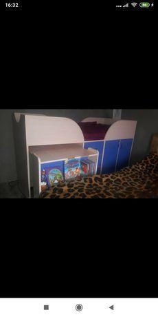 Дитяче ліжко для хлопчика