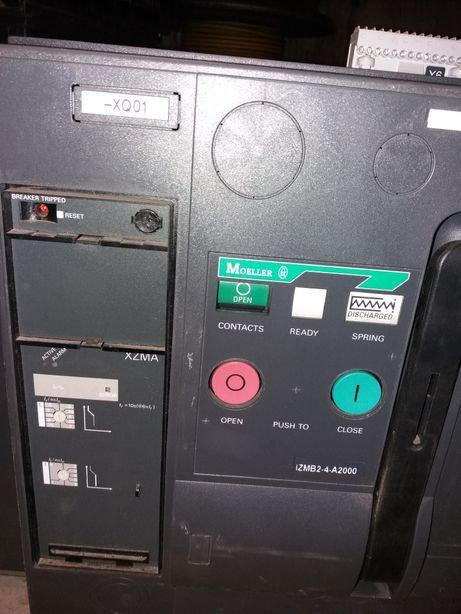 Wyłącznik mocy, obwodu Moeller Eaton IZMB2-4-A2000
