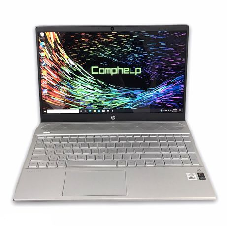 ТОП HP Pavilion 15 IPS i7-1065G7 / Intel Iris Plus / Optane /1920x1080