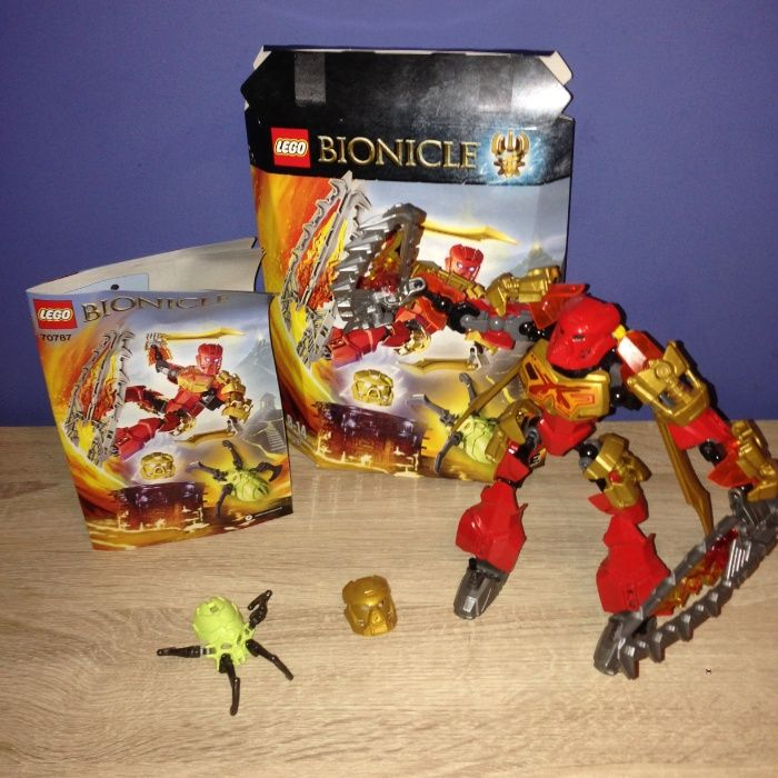 LEGO 70787 Bionicle Tahu - Władca Ognia Kielce - image 1