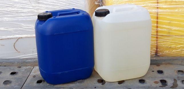 Kanister 10 litrów, bańka, pojemnik, beczka
