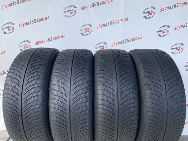 R19 245/50 Michelin PilotAlpin5 ZP RFT Склад Шин б/у ЗИМА Germany