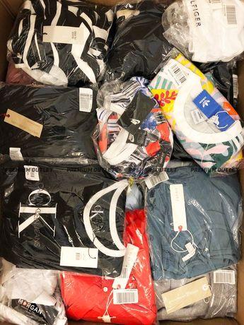 Hurt outlet 100% metki końcówki kolekcji odzież używana  20szt 299 zł