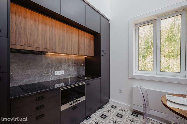 Apartamento T1 para arrendamento mobilado, no Porto