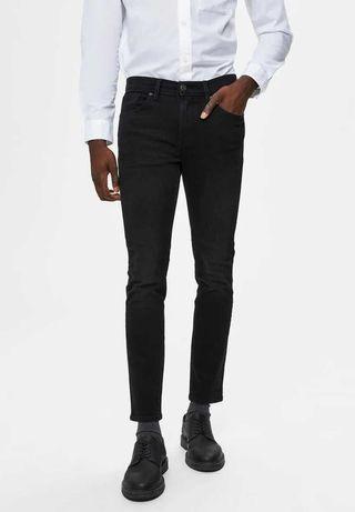 Spodnie męskie jeansy SELECTED HOMME skinny fit rozm 36/32