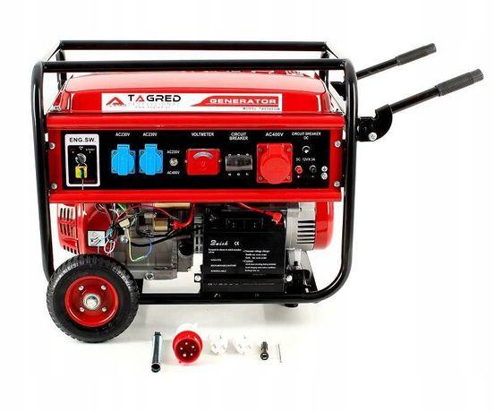 Agregat Prądotwórczy TAGRED TA650 3 kW 230/400V