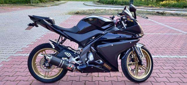 Yamaha YZF r125 rok 2011