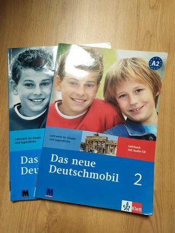 Підручник і робочий зошит з німецької мови