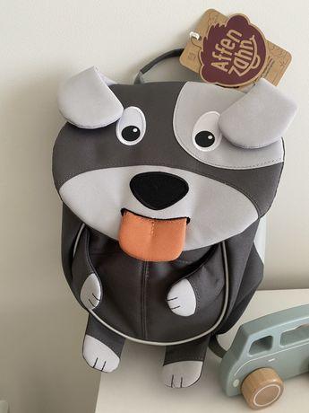 Mochila infantil - modelo cão Affenzahn NOVA