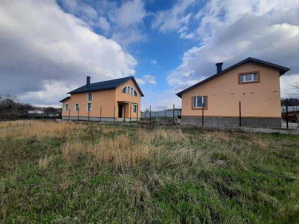 Белогородка. Участок с двумя домами.