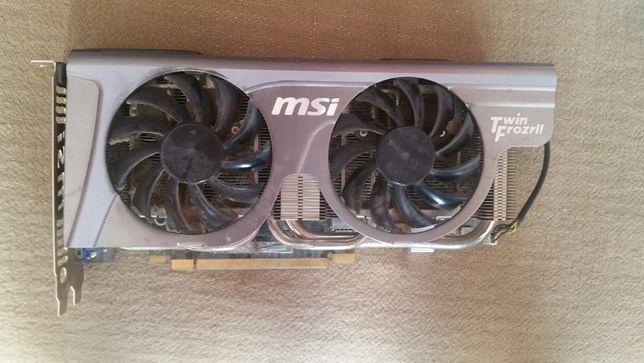 MSI GeForce GTX 560Ti 1024MB - Uszkodzona