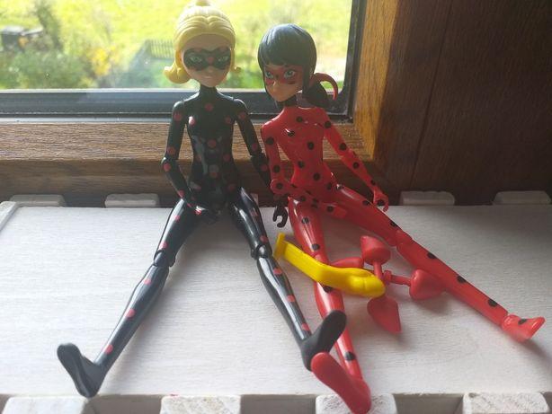 Figurki lalka Miracoulous i Chloe