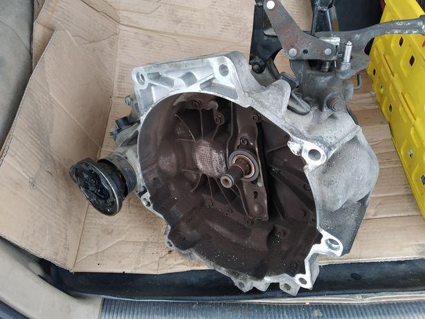 Skrzynia biegów manualna HCS VW Skoda Audi 1.4 TDI uszkodzona