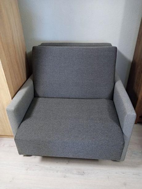 Fotel do spania rozkładany 1 os.
