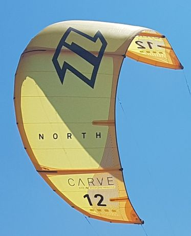 12m North CARVE 2020r kite kitesurfing latawiec