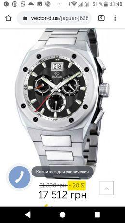 Часы наручные JAGUAR 626