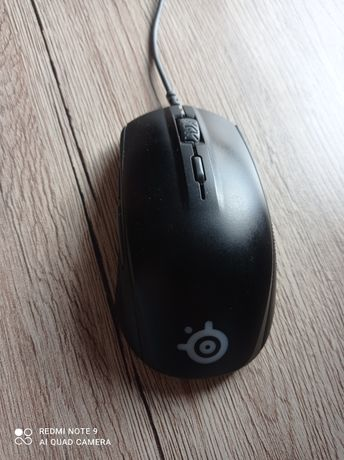 Mysz myszka steelseries rival 110 jak nowa
