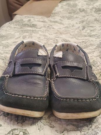 Продам туфлі-мокасіни Primigi на хлопця