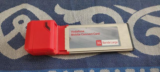 Placa 3G ExpressCard