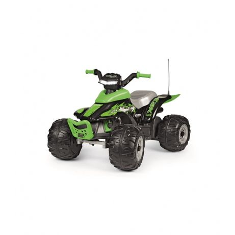 zielony PEG PEREGO Quad Corral T- REX 330W