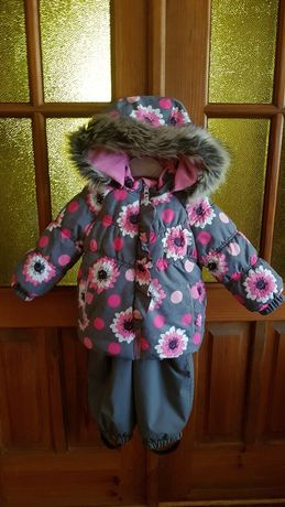 Зимний комплект (куртка + полукомбинезон) Lenne