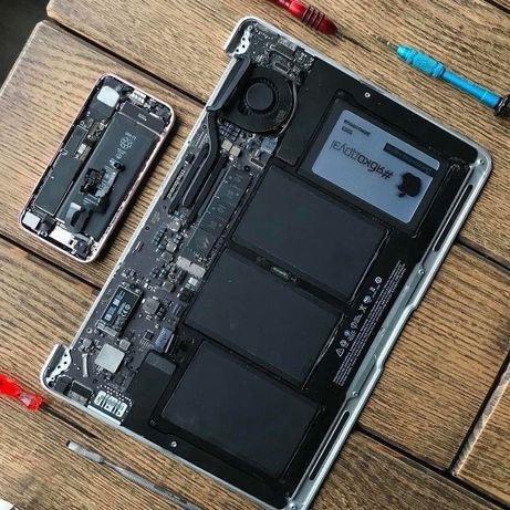Ремонт iPhone/iPad/MacBook/iMac/Apple Watch будь якої складності