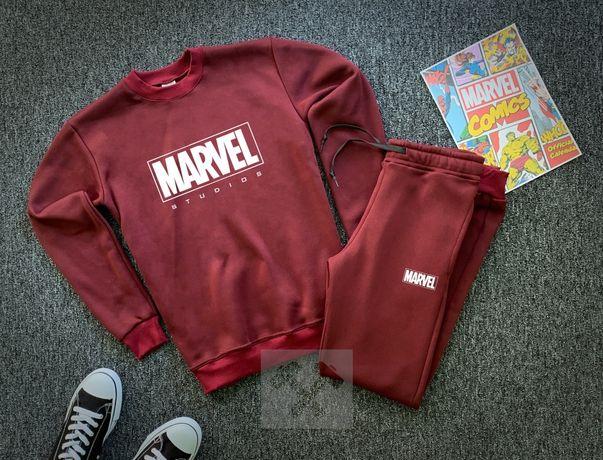Весенние мужские спортивные костюмы Марвел (Marvel) - 8 видов