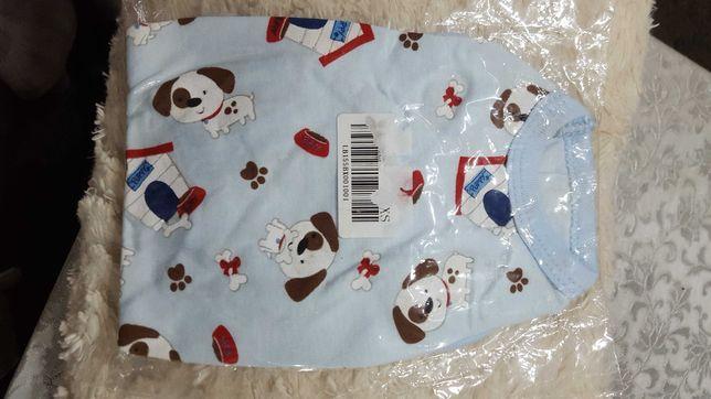 Cão e casota - XS e S, T-shirt para cão ou gato