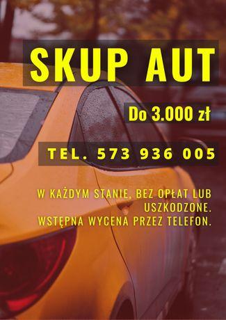Skup aut /// Złomowanie /// Kasacja /// Skupaut
