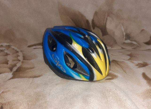велосипедный шлем 52-57 см.