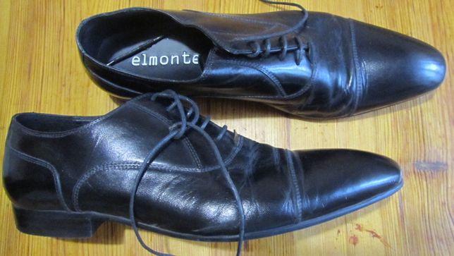 Мужские кожанные классические туфли