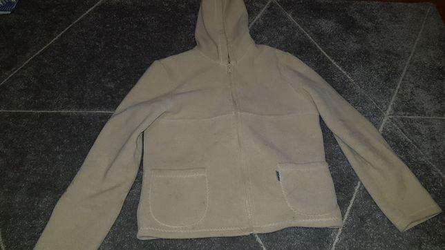 Bluzka, sweter, polar, bezrękawnik 8 sztuk rozmiar m 36