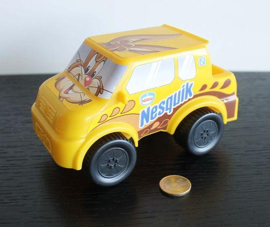 Antigo brinde / brinquedo Jipe da Nesquik do ano 2000