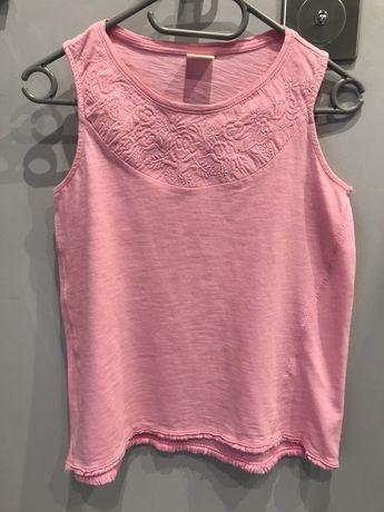 Bluzeczka na ramiączkach Zara r. 140