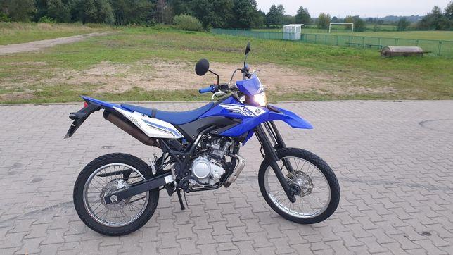Yamaha WR125R A1 B