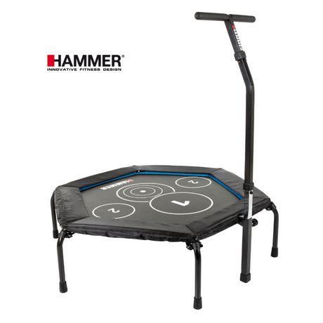 Trampolina HAMMER Cross Jump - DARMOWA DOSTAWA - 3 lata Gwarancji!!